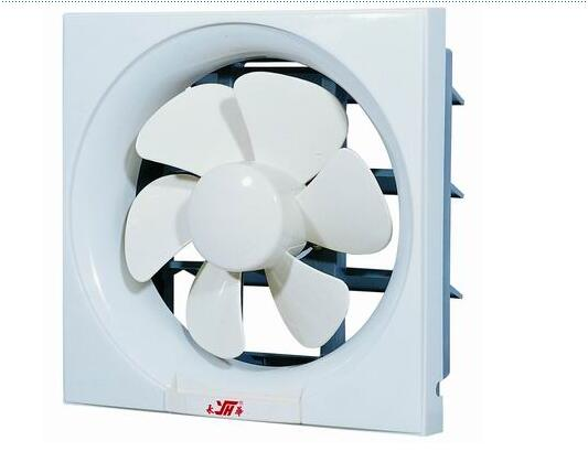 D Type Shutter Exhaust Fan(Plastic)